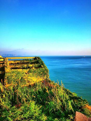 Summer Views 东极岛石屋