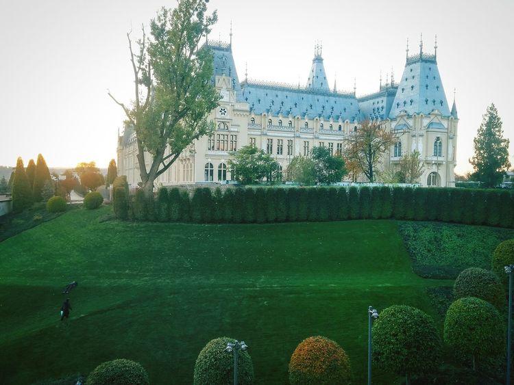 Romania Palace Palace Of Culture Culture Discover Romania Iasi Travel Travel Destinations Architecture