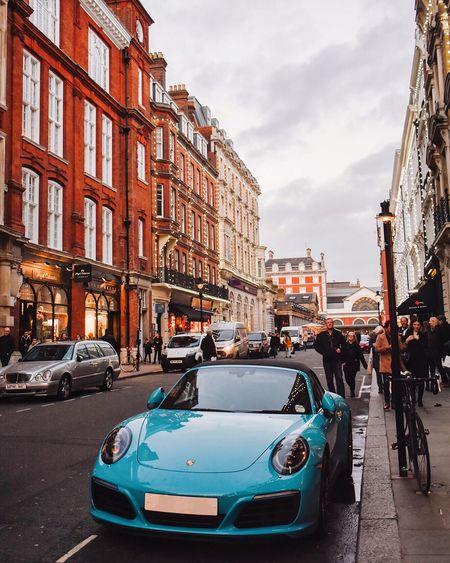 Porsche Travel