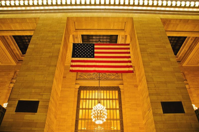 Grand Central Station NYC NYC Photography Photography Grand Central Station America American Flag Love ♥