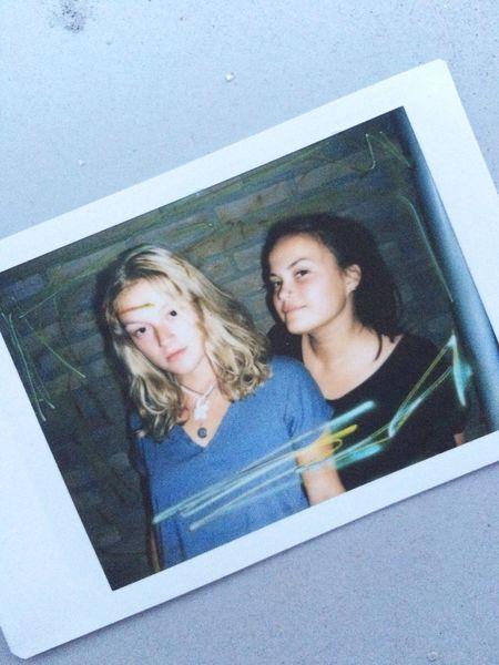 Poloroid Friend Swek Girls Summer