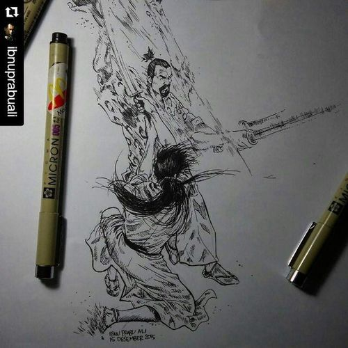 Repost @ibnuprabuali with @repostapp ・・・ Art Illustration Drawing Draw Picture Photography Artist Sketch Sketchbook Paper Pen Pencil Artsy Instaart Gallery Masterpiece Creative Instaartist Graphic Graphics Artoftheday Photo Photos Pic pics pictures snapshot all_shots exposure