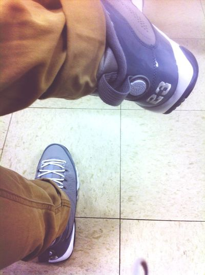 Whats On My Feet