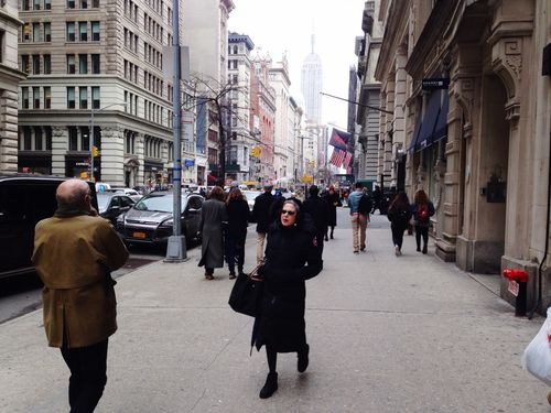 5th Ave Street Photography