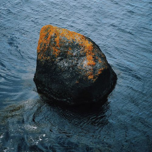 Rock. Rock - Object Sea Water Nature No People Outdoors Beauty In Nature Day