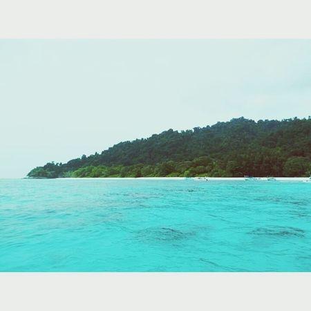 Tachai Island , Thailand