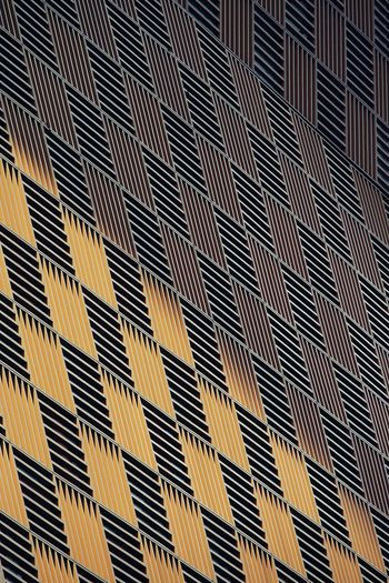 City Pattern Pieces City Pattern, Texture, Shape And Form Shadow And Light Weaves Architecture Backgrounds Building Exterior Cladding Day Decorative Fabric Like Futuristic In A Row Insulation Modern No People The Graphic City