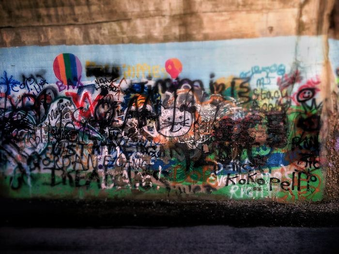 One of my favorite places to photograph. I'm especially pleased with this capture and my editing on it. Just another reason to love to seek out places like this every day to photograph! Rural Scenes Graffiti Colors Colorful Wall Art Wall IPSWebsite