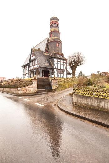 Fachwerk Nordhessen Architecture Building Exterior Built Structure Fachwerkkirche History Outdoors Religion Spirituality