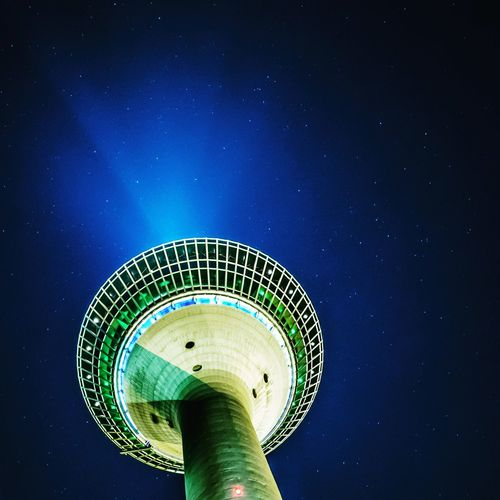 Startower Nightphotography Night Lights Night View Night Photography Astronomy Galaxy Space Star - Space City Illuminated Sky Architecture Space And Astronomy Television Tower Planet - Space Constellation Planet Earth