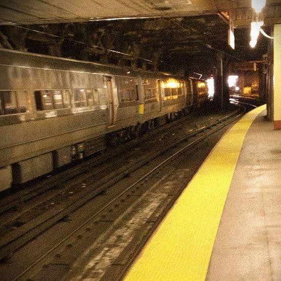 Tracks... #lirr #pennstation #nyc LIRR  Pennstation NYC