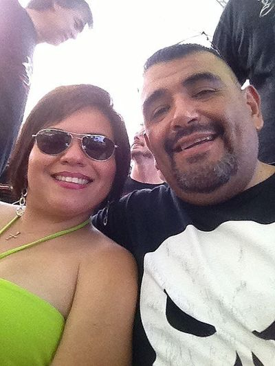 Us at Black Sabbath