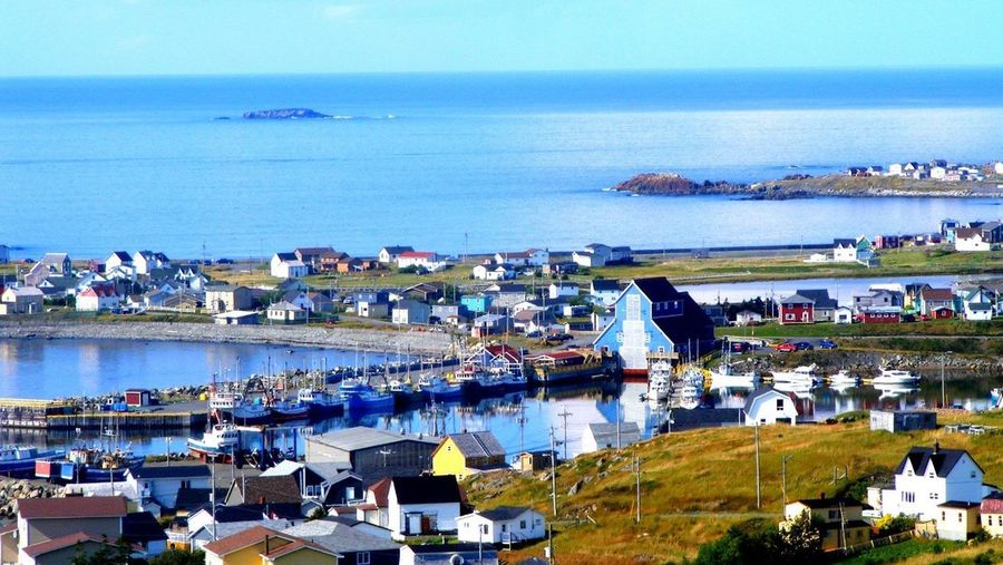 Soon my trip home awaits me, Surrounded By Ocean Island Middle Of The Atlantic 🇨🇦 Simply Beauty My Home Town Atlantic Ocean 🇨🇦