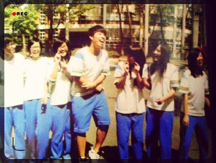 Morning , feel good, meeting old friends ! ;-) High School Memery Friends