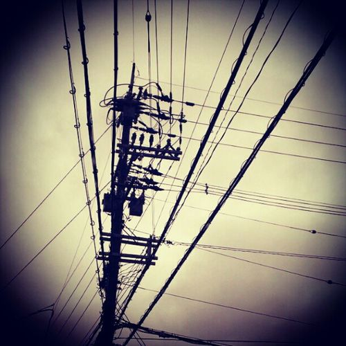 #electricline #powerlines Powerlines Electricline