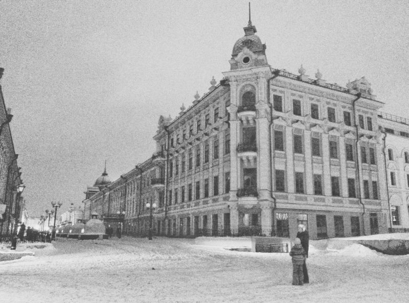 Architecture Building Old Buildings It's Cold Outside Winter Grainy Grainy Images Grainy Effect Blackandwhite Black And White Black & White Blackandwhite Photography Urban Urbanphotography Old-fashioned Old Photo Effects