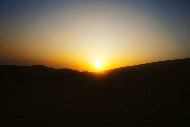 Goodbye Sun Goodnight Dubai Sunset Golden Moments 43 Afternoon Sky