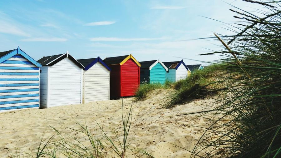Beach huts Beach Photography Southwold Beach Huts
