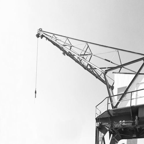 Crane Rotterdam