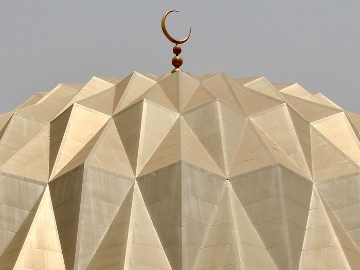 Architecture Building Exterior Built Structure Day Masjid Minerat Mosque No People Outdoors Sky