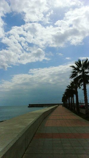 Clouds And Sky Malaga