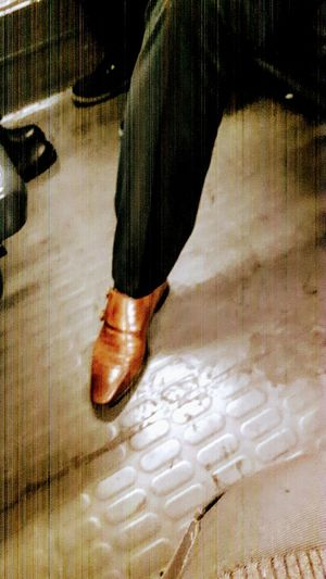 Shoe Man Shoes Elégance Beauty Beauty In Ordinary Things In The Train Sorry For Bad Quality Eye4photography  EyeEm Gallery