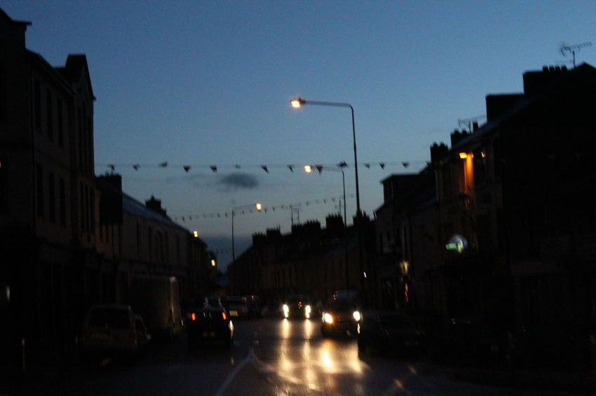 On The Road Irland Nightphotography Lights In The Night In A Car Enjoying Life Followme Canonphotography Canon 1200D Taking Photos Relaxing