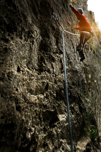 Escalador y luz Adventure Adventuretime Balance Bold Climb Climber Climbing Exciting Exciting Day!!! Explore Outdoor Photography Risky Business Risky Shot