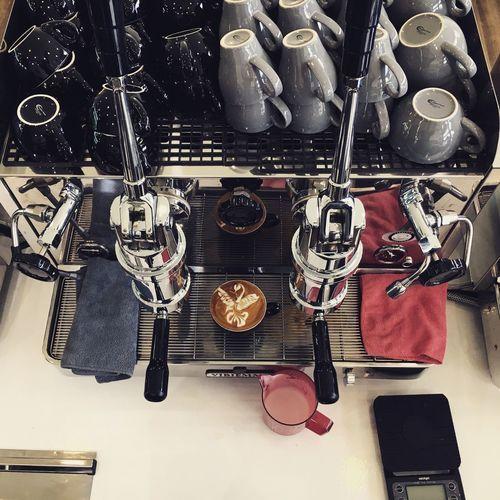 VBM PHENIX Latteart No People Still Life