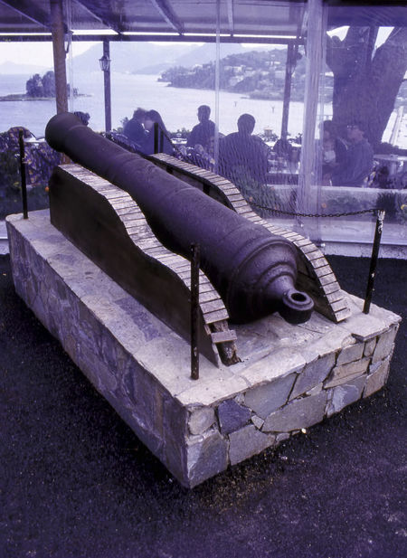 Russian Cannon at the Kanoni Viewpont with the Mouse island at the background. Corfu island, Greece Cafe Cannon Corfu, Greece Day Greece Greek Islands Ionian Islands Ionianislands Kafeneio Kanoni Kerkyra Kerkyra_corfu Greece Landmark Outdoors Pontikonissi Russian Cannon Scenic Sea Terrace Touristic Attraction Touristic Destination Travel Photography Vertical Viewpoint