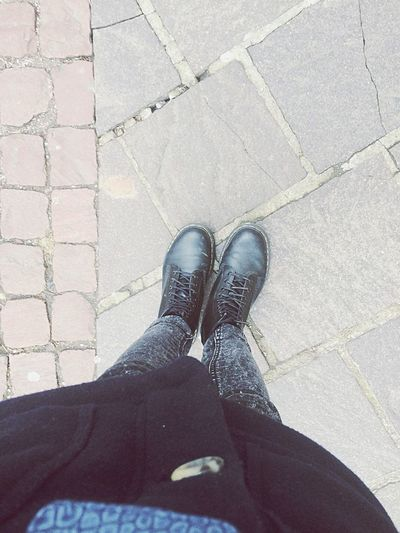 Style Doc Martens Street City