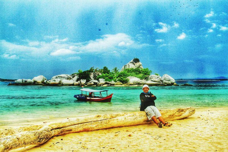 Pulau Lengkuas First Eyeem Photo