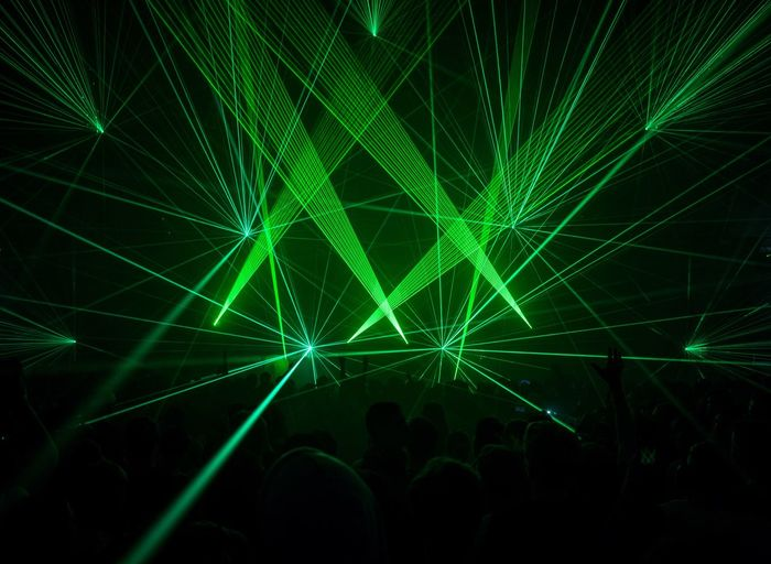 Lazers Concert Hall  Concert Music Edm Concert Illuminated Glowing Real People Light Crowd Event Laser Fun People Nightlife Lifestyles