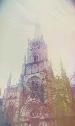 Igreja em Petrópolis . Criação perfeita ♡