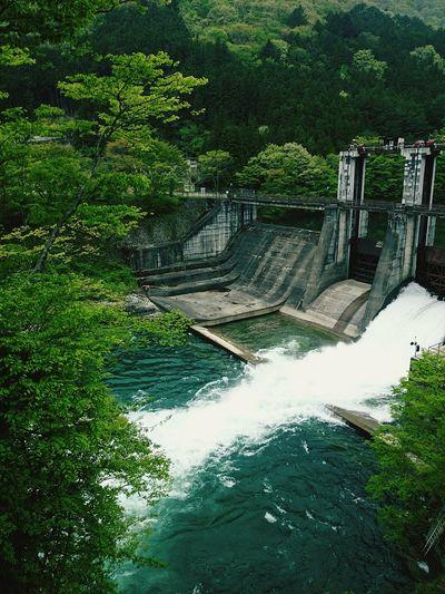栃木 ダム お出掛け River