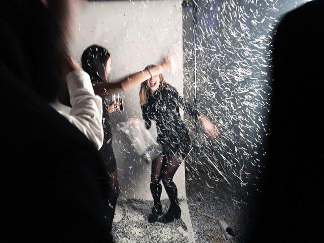 ALL OF THE CONFETTI Confetti Confetti Everywhere Holiday Party EyeEm Xmas 2015 EyeEmXmas2015