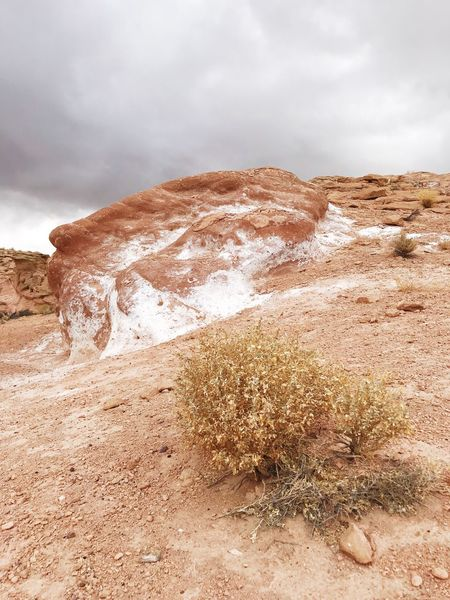 California Pink Desert Copy Space Nature Tranquility Beauty In Nature Tranquil Scene Geology Landscape Rock - Object Scenics Physical Geography No People Mountain Outdoors Day Sky
