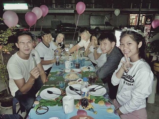 รูปที่1 ::Countdown HBD White Party Thippawan...!!!!! 🎂🎂🎉🎉🎈🎈🎊🎊🎁🎁 22022016 Hbdthipparty Studentcouncil Studentorganization