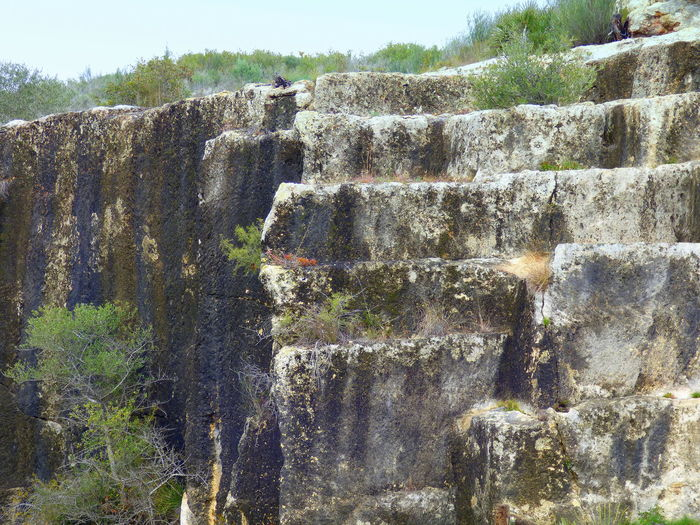Stone For Construction The Roman Quarry Of The Médol Is A Limestone Quarry Excavated During The Period Of The Roman Republic And The Roman Empire Of More Than 200 Meters Long And Between 10 And 40 Meters Wide. It Served To Construct The Most Important Buildings Of Tarraco (Colo