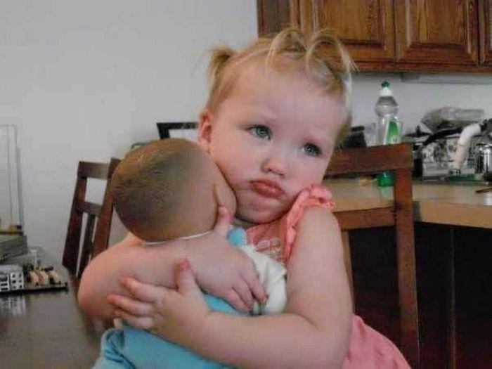Childhood Baby Dolls Pretending EyeEmNewHere