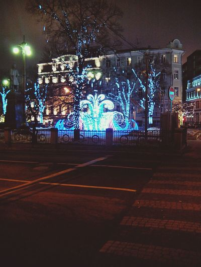 Moscow Sightseeing Light