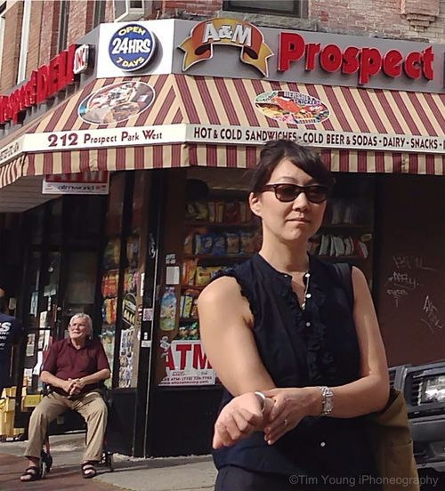 Prospect Park Deli Brooklyn People Timyoungiphoneography