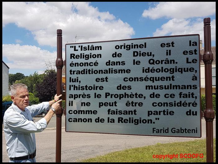 Coran Farid Gabteni Islam Originel Le Soleil Se Lève à L'Occident Musulmans Prophète Qoran Religion Traditionalisme Idéologique