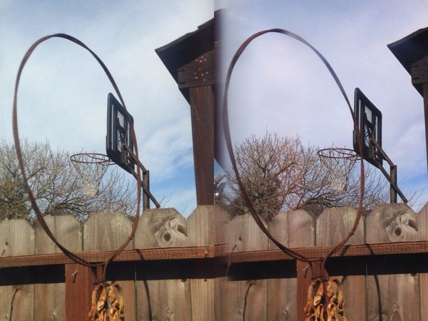 Hoops In My Garden Poppy Camera Stereoptic