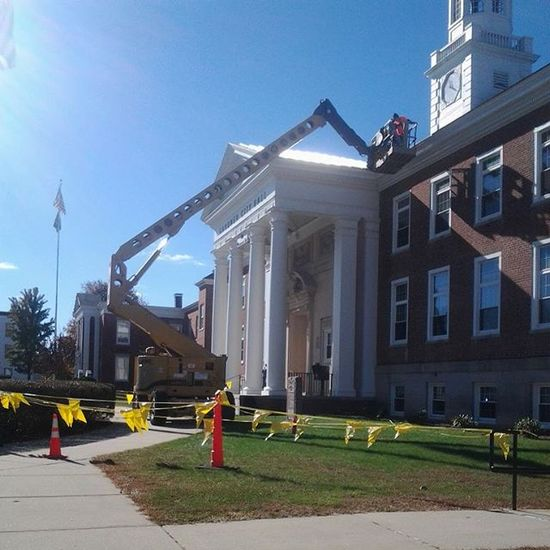 Gardner Cityhall Being Worked On Picsforautism Mylife Massachusetts Myautism