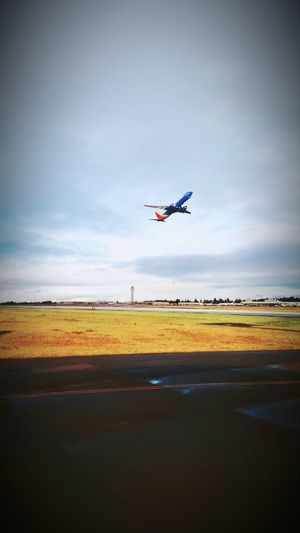 Southwest Airlines Flying Seatac Smartphonephotography Galaxy Note 5 Check This Out