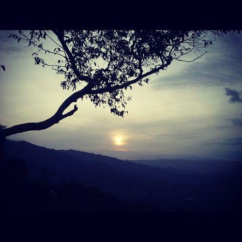 Instacool Instagood Sunrise Broga hills