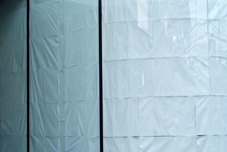 Full Frame Shot Of Scaffolding Building