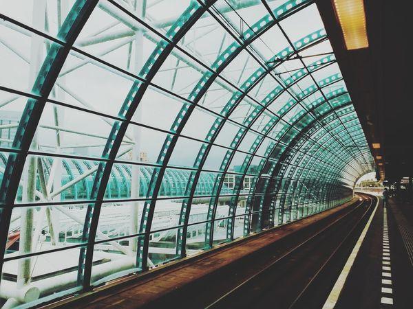 Amsterdam Train Station Taking Photos Enjoying Life Check This Out First Eyeem Photo Hello World Amsterdam Train Station Train Life Sale Holland❤