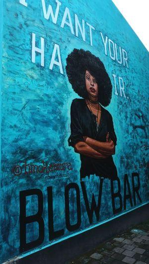 Just #blow EyeEmNewHere EyeEm Selects Bali, Indonesia Bali Bar City Full Length Business Business Person Men Street Art Graffiti Commercial Sign Ghetto Mural Advertisement Billboard